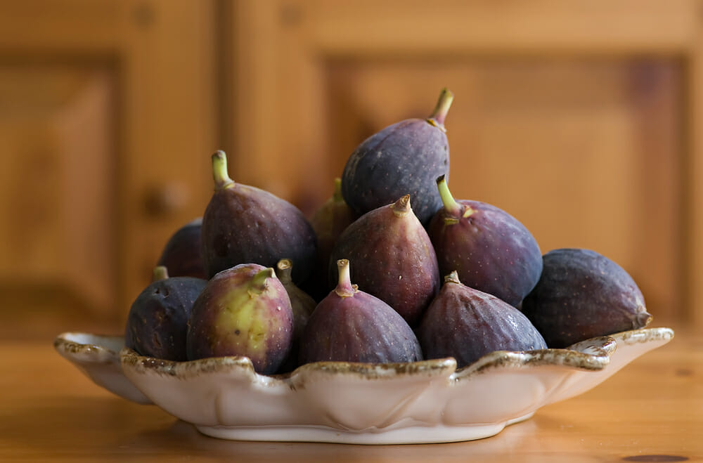 how to make grilled figs