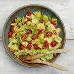 Bacon Lettuce and Tomato Potato Salad