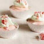 Peppermint Cheesecake Bites