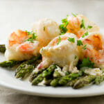 Creamy Chardonnay Shrimp