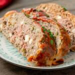 easy ricotta meatloaf