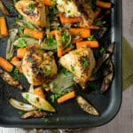 Roast Dijon Chicken
