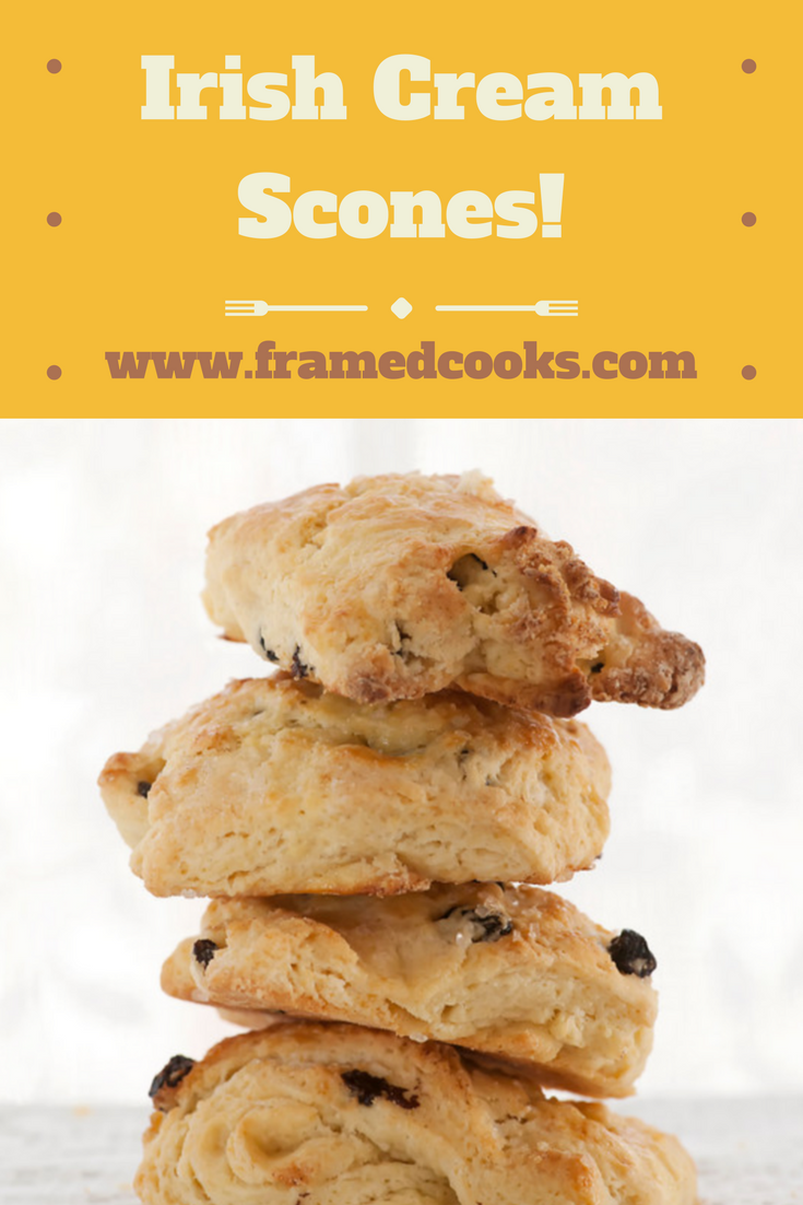 There are scones, and then there are these melt in your mouth, impossible to eat just one, perfect with a cup of tea cream scones.