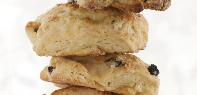 The Best Cream Scones In The World!