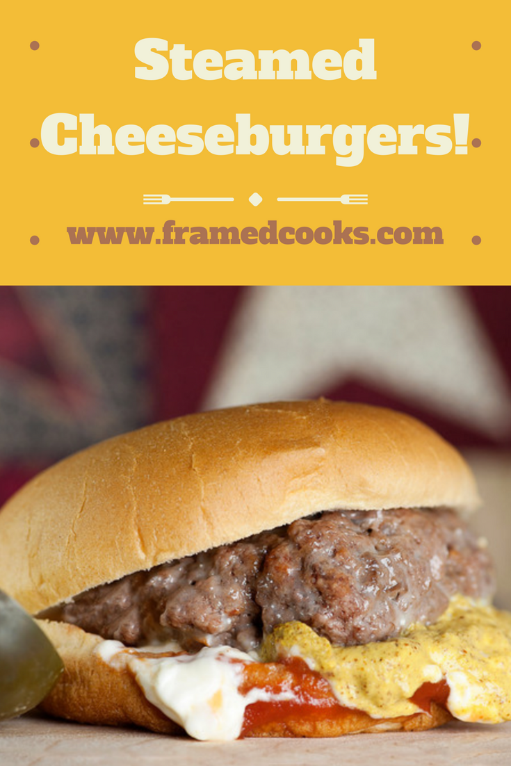 I know, you're thinking steamed cheeseburgers? Really? But trust me, you are in for one tender burger with this easy recipe.
