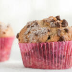 Banana Chocolate Chip Coffee Cupcakes