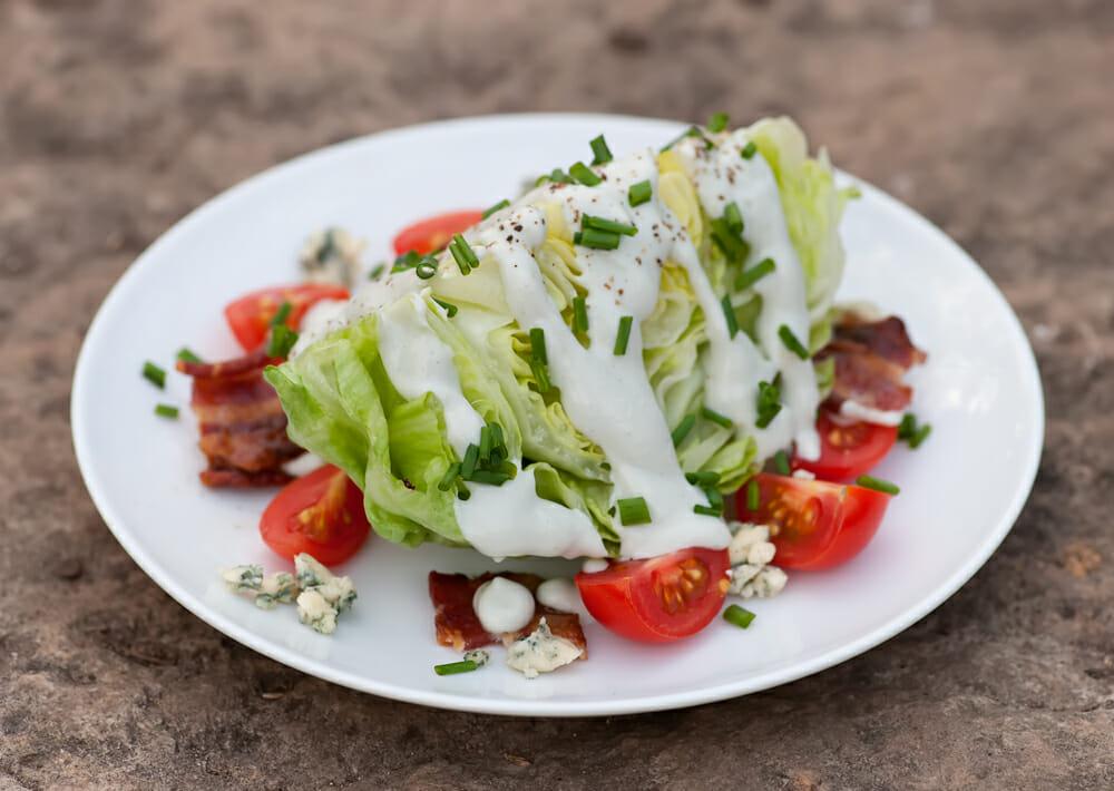 Wedge Salad  - Framed ...