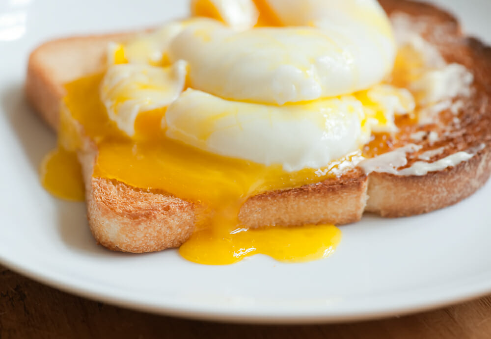 How To Make A Perfect Poached Egg