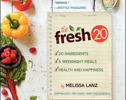 Cookbook Sunday Giveaway: THE FRESH 20!