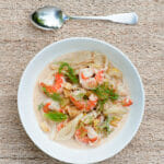 Summertime Shrimp Chowder