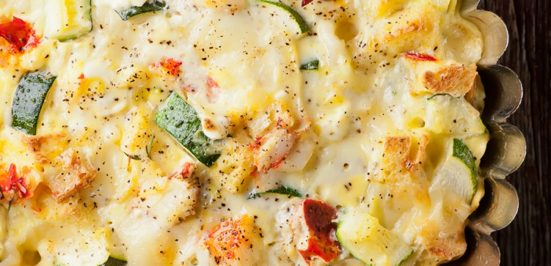 Lobster Frittata