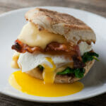 The Best Breakfast Sandwich!