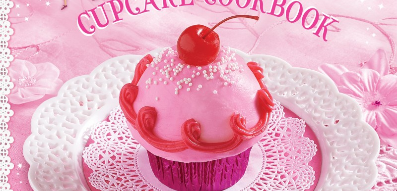 October Sunday Cookbook Giveaway: Pinkalicious Cupcake Cookbook!