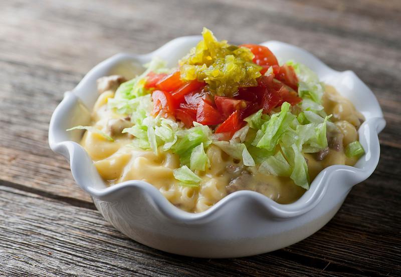 Cheeseburger Baked Potatoes Recipes — Dishmaps