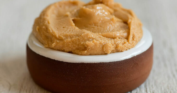 Homemade Peanut Butter In Five Minutes!