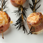 Grilled Rosemary Scallops