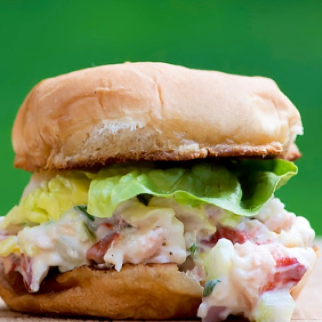 Lobster sliders. Up on the blog now!