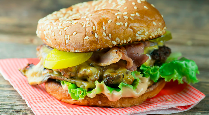 The Best Turkey Burgers!