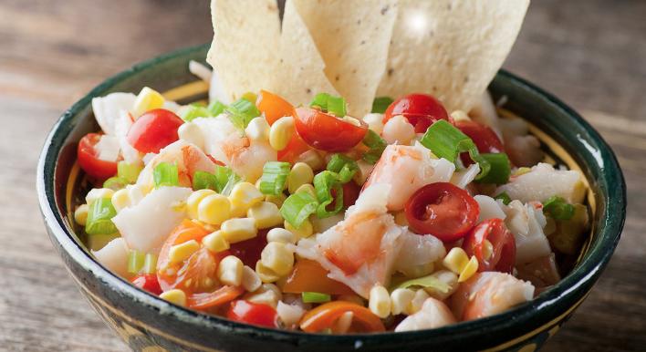 Shrimp Salsa!