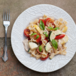 summertime chicken pasta