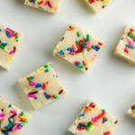 Easy Cake Batter Fudge