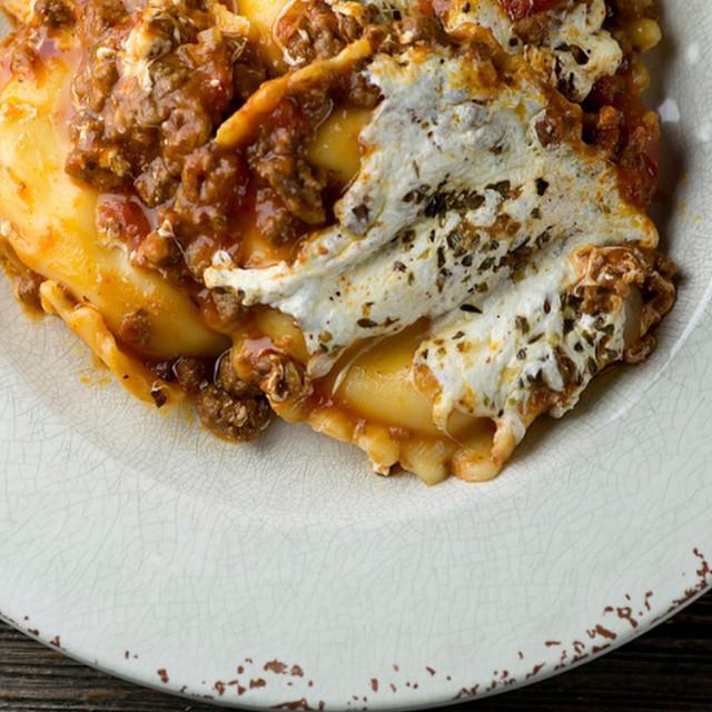 Ravioli lasagna! #ontheblog now. :)