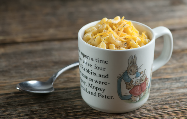 Mac and Cheese in a Mug!