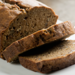 Coffee Walnut Banana Bread