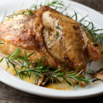 Buttered Turkey Breast Roast