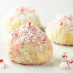 Peppermint Snowballs!