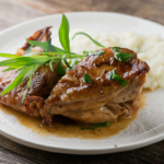 Buttered Tarragon Chicken