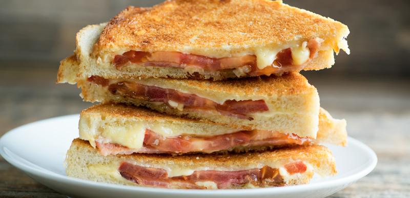 Irish Grilled Cheese Sandwiches
