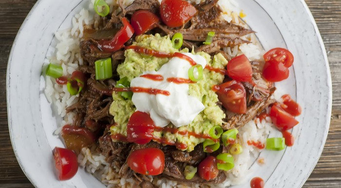 Mexican Slow Cooker Pot Roast