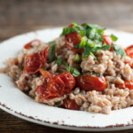 Tuna Farro Salad