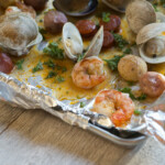 Cookie Sheet Clambake!