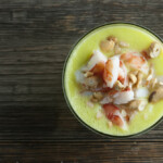Pineapple Shrimp Gazpacho