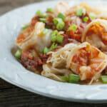 Shrimp Pasta Fra Diavolo