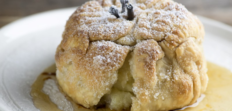 Apple Dumplings and a Double Giveaway!