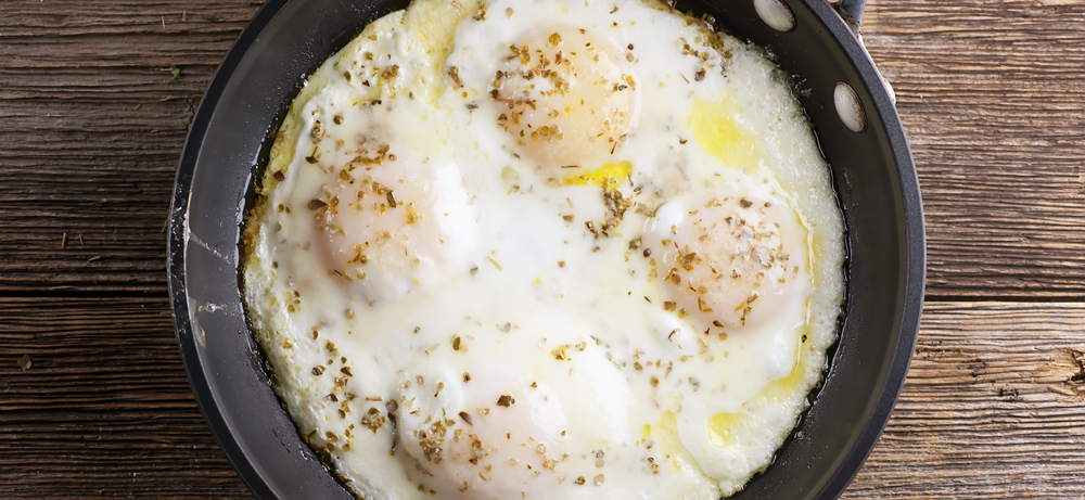 Perfect Fried Eggs