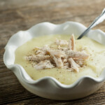 Hearty Chicken Cauliflower Soup