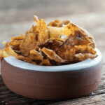 Potato Peel Chips