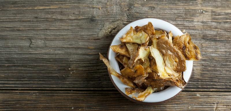 Potato Peel Chips
