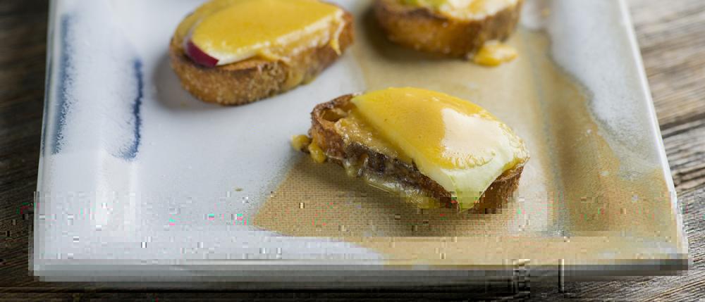 Welsh Rarebit Bites - Framed Cooks