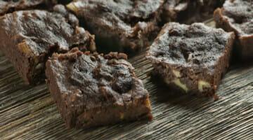 Bourbon Brownie Bites