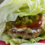 Turkey Lettuce Burgers