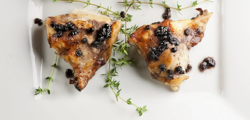 Blueberry Chicken