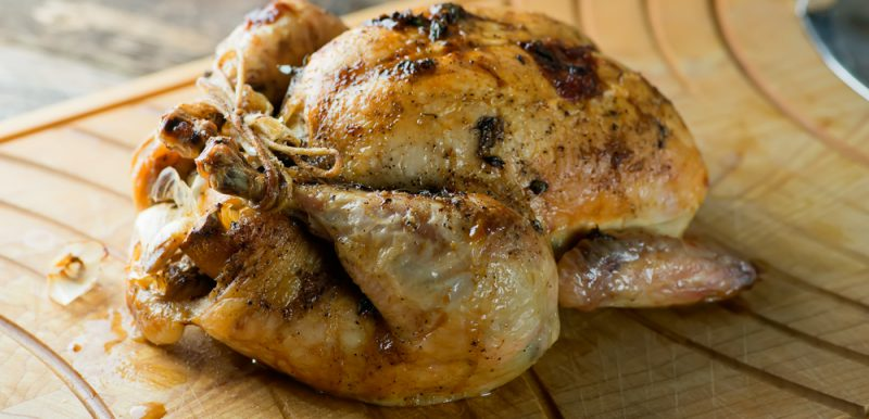 Tender Slow Cooked Chicken