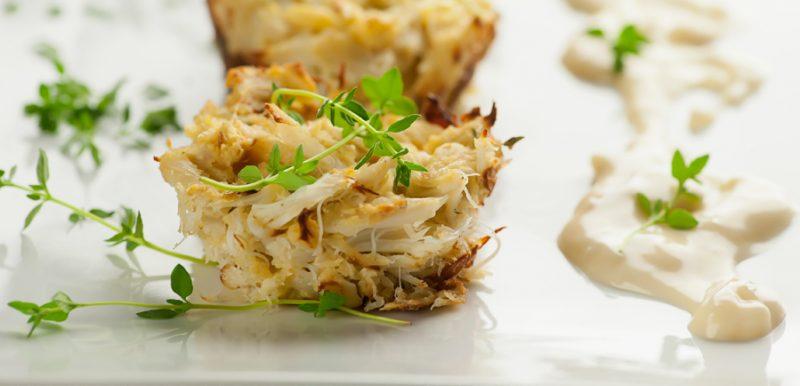 Crab Cake Muffins