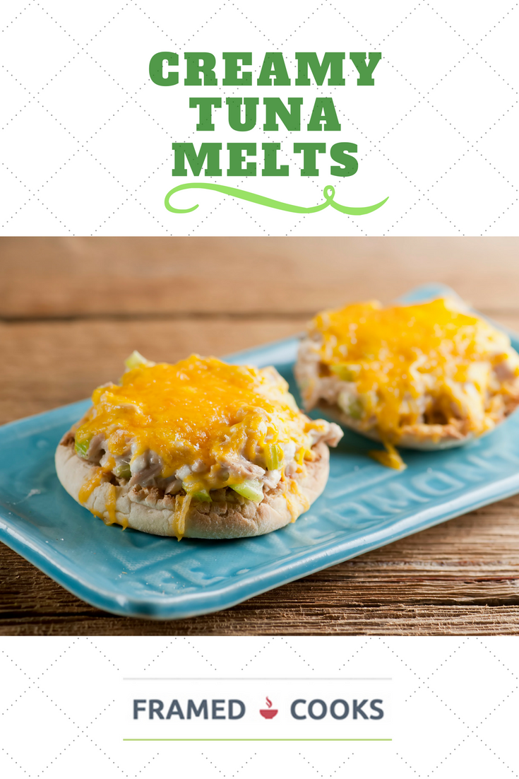 This recipe for creamy tuna melts has a secret ingredient that unlocks a dreamy, creamy taste!