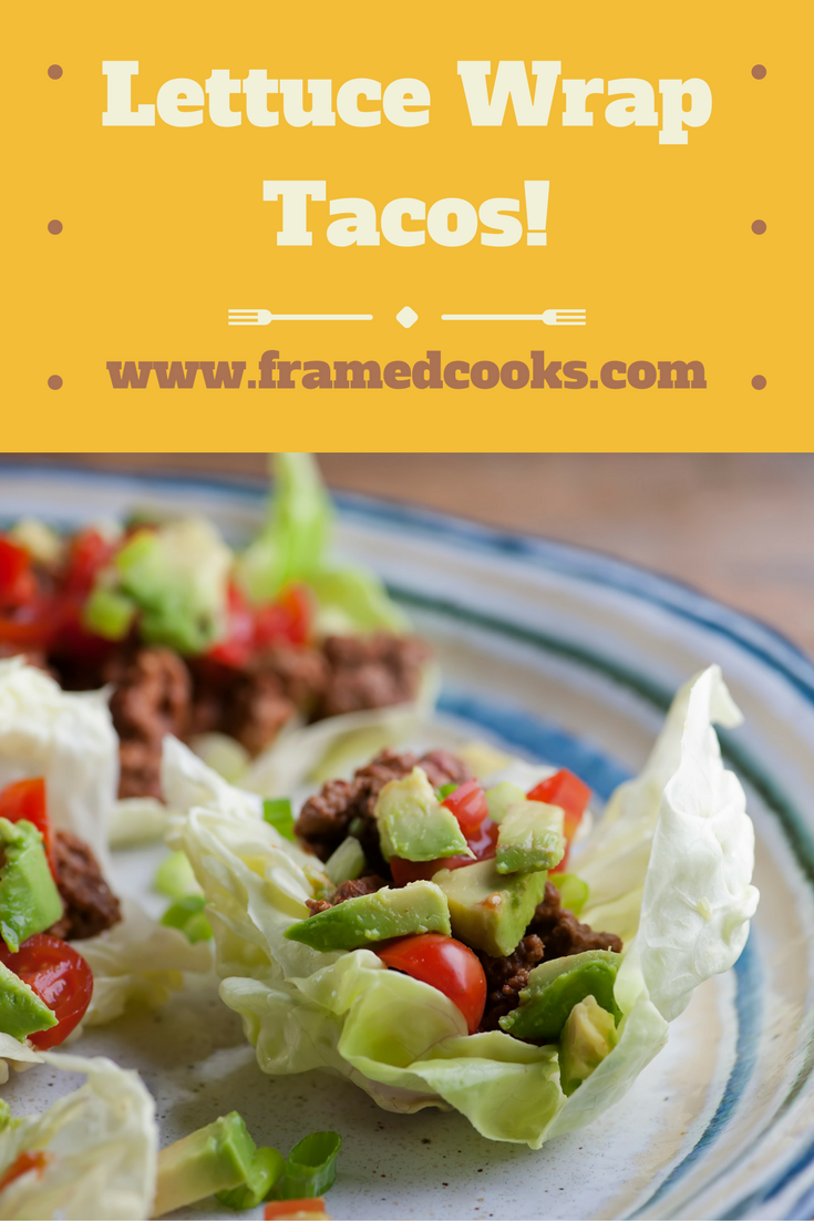 Have your taco and eat it too with this recipe for a light version...lettuce wrap tacos!